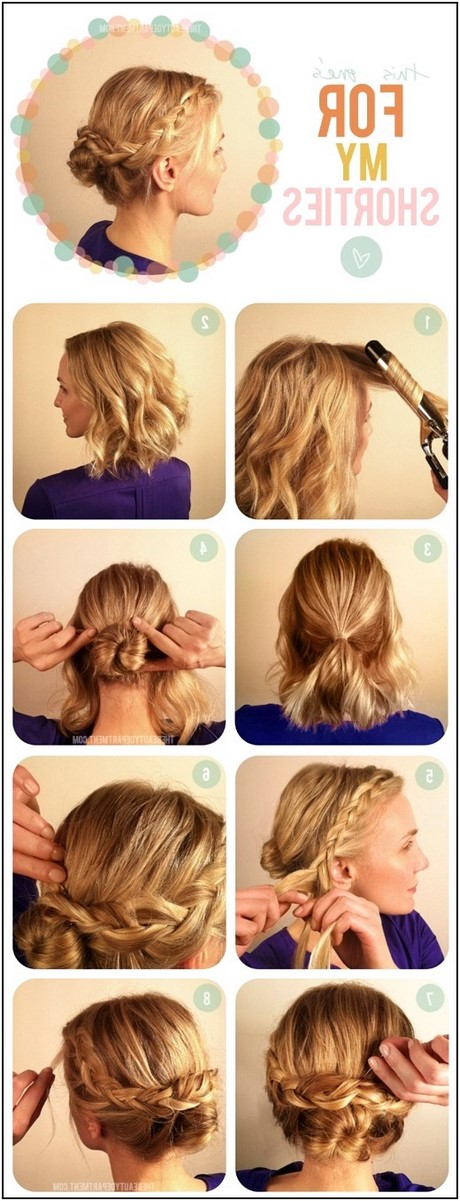 easy hair up styles for shoulder length hair easy hairdos for medium length hair 5642