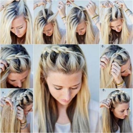 how to make easy hair style easy to make hair styles 3924