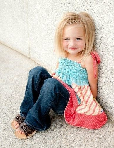 Kid Hairstyles Girl