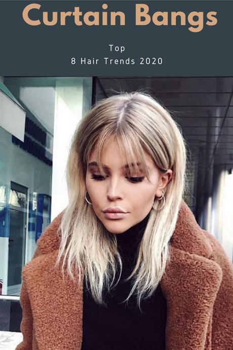 Bangs Trend 2020