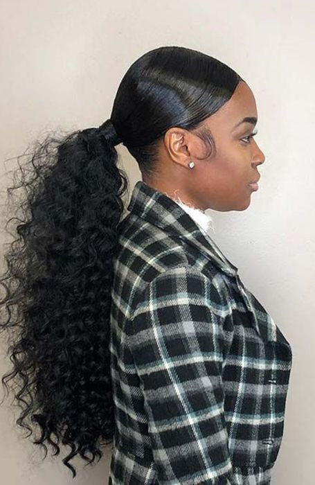 Curly Weave 2020