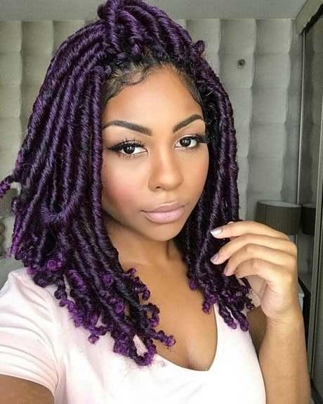 Trending hairstyles for black ladies 2020