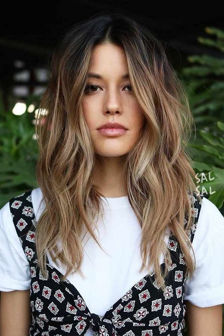 trendy hair hairstyles colors winter ombre