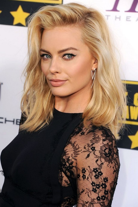 Celebrity Shoulder Length Hairstyles