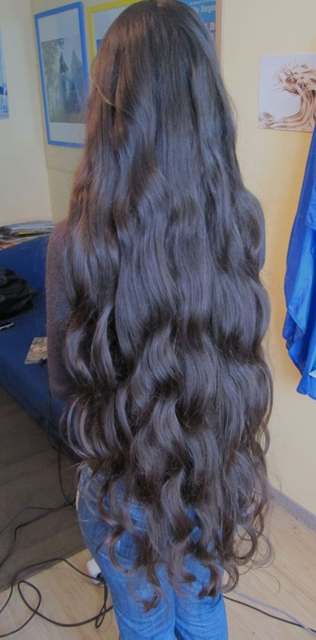 Hairstyles For Very Thick Long Hair