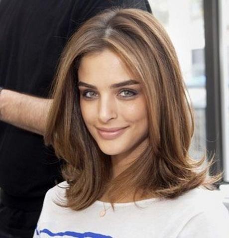 In Style Medium Length Haircuts
