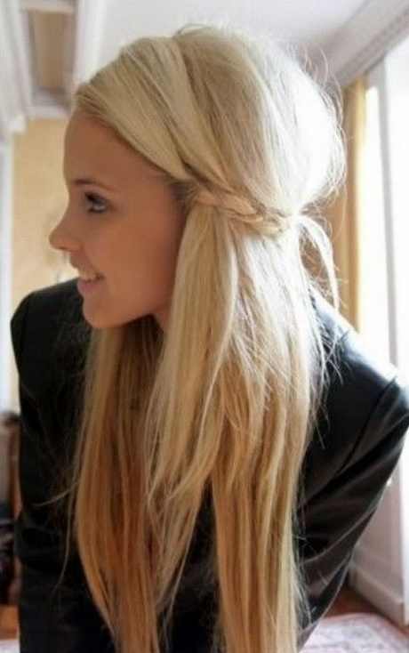 Nice And Easy Hairstyles