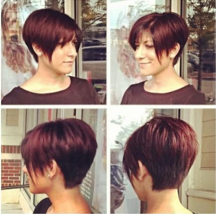Long Hair To Short Pixie Cut