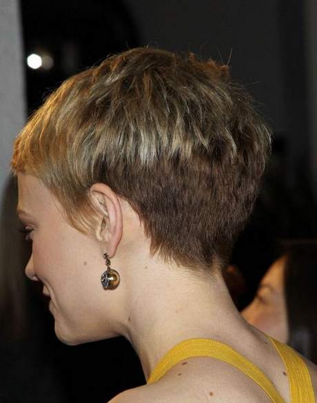 back view of pixie haircuts pixie haircuts back view 2879