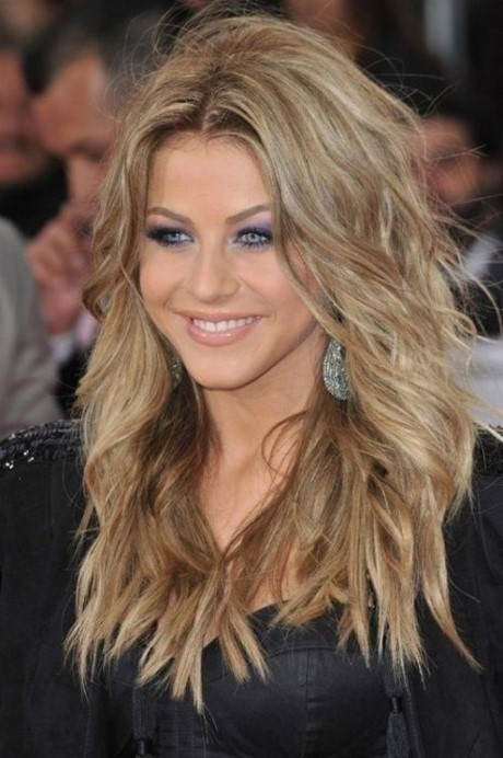 Long Thin Hairstyles