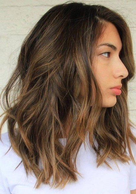 2018 Hairstyles For Medium Length Hair