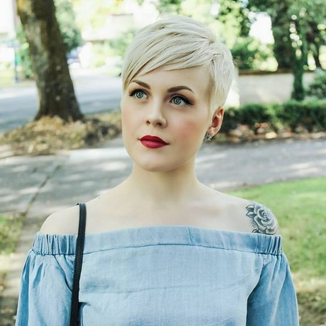 Short Pixie Cuts For 2018