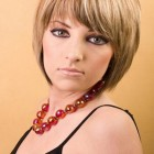 2014 short hairstyles with bangs
