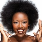 Afro hair styles
