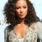 Alicia keys curly hairstyles