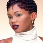 Black hair short hairstyles