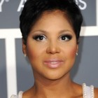 Black short hairstyles for 2014