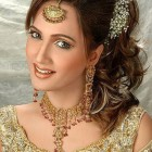 Bollywood bridal hairstyles
