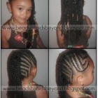 Braiding hairstyles for black girls