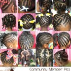Braiding hairstyles for kids
