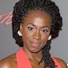 Braids and twists hairstyles