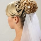 Bridal up hairstyles