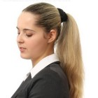 Business hairstyles for long hair