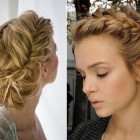 Casual prom hairstyles