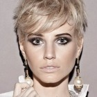 Chic short haircuts