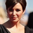 Chic short hairstyles women