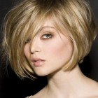 Classic hairstyles for short hair