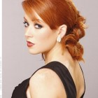 Classic prom hairstyles