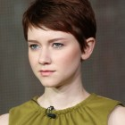 Color for short hairstyles