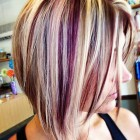 Colour hairstyles 2014