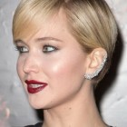 Cropped hairstyles 2014