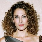 Curly girl hairstyles