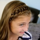 Cute hairstyles for braids
