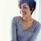 Cute hairstyles for really short hair