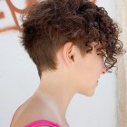 Cute short curly hairstyles 2014