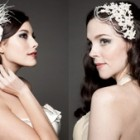 Designer wedding hair accessories