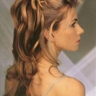 Down prom hairstyles 2014