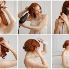 Easy and quick hairstyles for long hair
