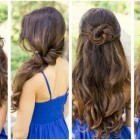 Easy quick hairstyles long hair