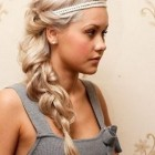 Fashion braids hairstyles