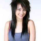 Funky hairstyles for long hair