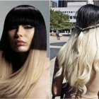 Hair color and styles for 2014