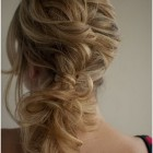 Hairdos for long hair