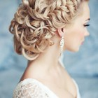 Hairstyle for bride