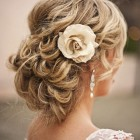 Hairstyle for wedding 2014