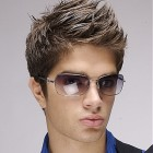Hairstyles boys short hair
